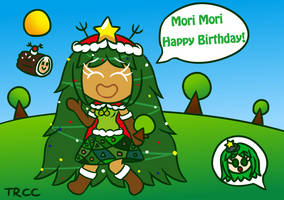 Mori Mori Happy Birthday! by TReeCreationCulture
