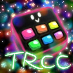 Rainbow fluorescent style - Rave Machine by TReeCreationCulture