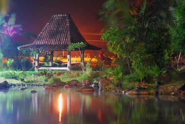 The PIKAS Artventure Resort. by gat0t