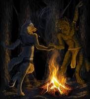 Tribal Beat by Sidonie