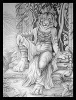 Bodhisattva by Sidonie
