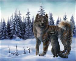 Winter Companions by Sidonie