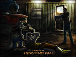 Heavens Fall - Cover 4 by Sidonie
