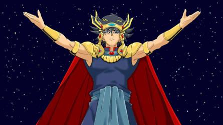 Star Dragon King Yusei by AncientMagician