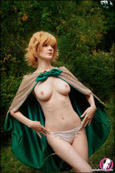 CosplayDeviants : The Girl from the Forest by ShaeUnderscore