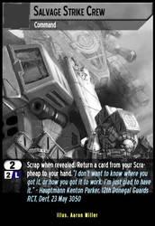 Salvage Strike Crew by fidgetlilmeg12