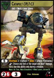 Catapult CPLT-C3 by fidgetlilmeg12