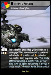 Helicopter Support by fidgetlilmeg12
