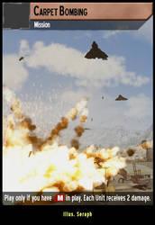 Carpet Bombing by fidgetlilmeg12