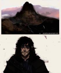 hobbit: personal responsibility by Olivietta
