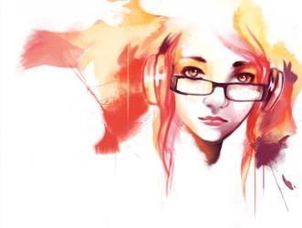 Self Portrait by AvannTeth