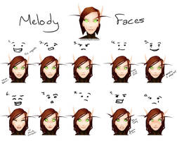 Melody Expressions by AvannTeth