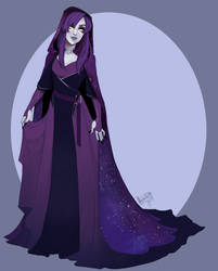 Samni dress design by AvannTeth
