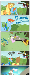 Punny Ponies by grievousfan