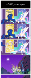 Luna's Banishment: How It Really Happened by grievousfan