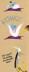 Golden Goose by grievousfan