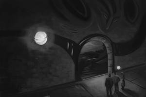 way to the sacred pool by TweedVest