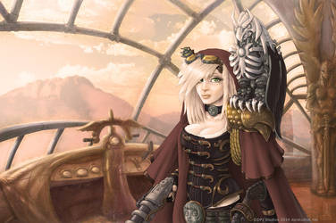 Maiden Voyage by DPIStudios