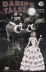 Daring Tales Dasha Cover by DPIStudios