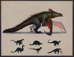 Jurassic Ark by Sam-Peterson