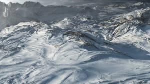 Alps Range - Wallpaper by snugsomeone
