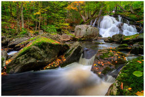 Enchanted Falls by Julian-Bunker