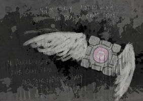 Angel Cube by KrowKills