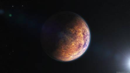Telluric Planet by CGStirk