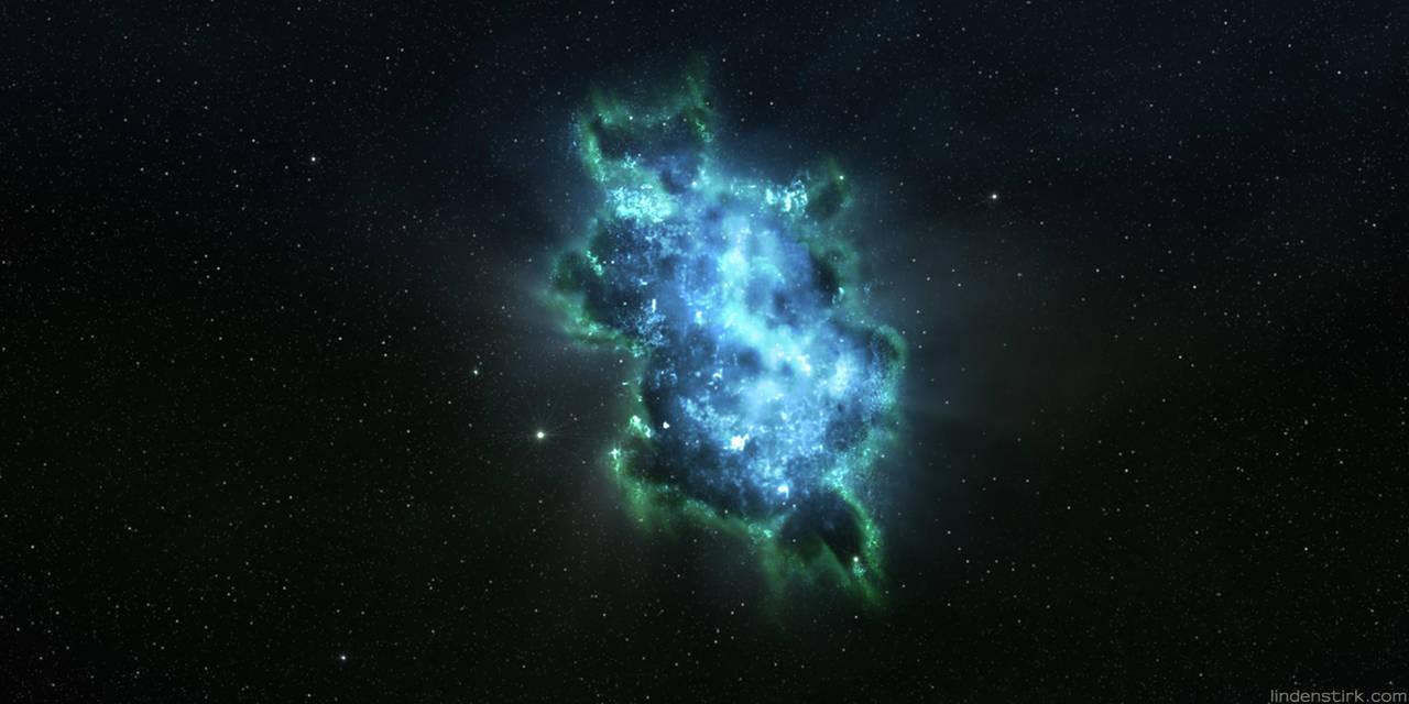 Nebula 4 by CGStirk