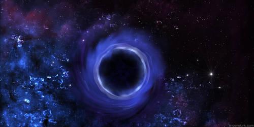 Blackhole by CGStirk