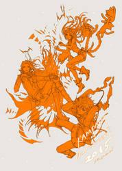 RAMPANT 057 Halloween? 2015 by SADON999