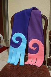 Doublade and Honedge Reversible Scarf by patricktomas