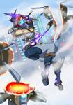 Strider Tora - Routine Mission by punkbot08
