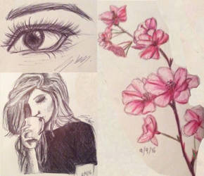Pen Doodles by steffy367