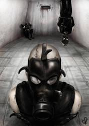 Psycho Mantis II by arok318