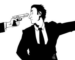 Suicidal Paradox-Man 01 by arok318