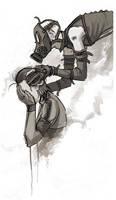 Psycho Mantis VI by arok318