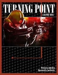 Turning Point, Cover Illustration by jamggurogi