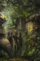 Hidden City by BiwerVincent