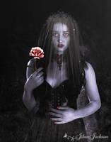 Blood rose by Sakura060277