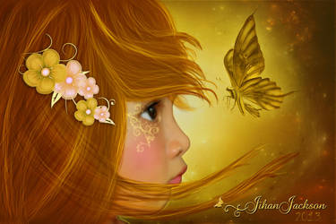 Butterfly Princess by Sakura060277