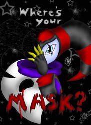 Where is Your Mask by sonicgirl11