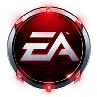 EA Crysis Logo Red Dock Icon by climber07