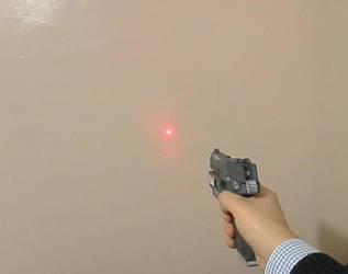 PM NSP V2 constr. w/hard cardbrd. - Tactical laser by JuanPabloA1987