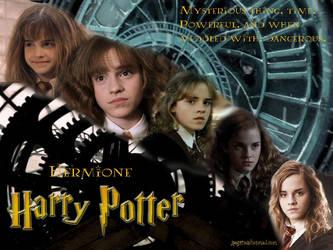 Hermione Through Time by JuanPabloA1987