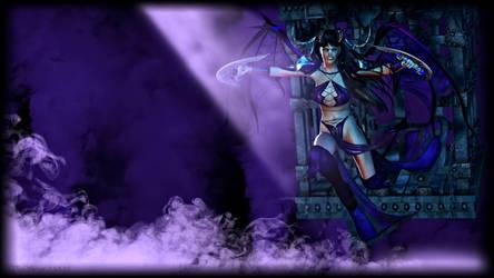 Demon Queen by VeeSwan