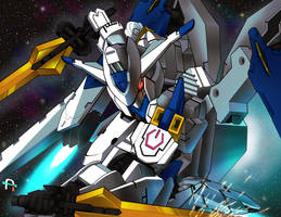 ASW-G-01 Bael Gundam by JasonAvenger23
