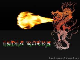 India Dragonised by SiddharthMaheshwari