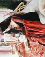 Awen in Rivendell by Monireh01