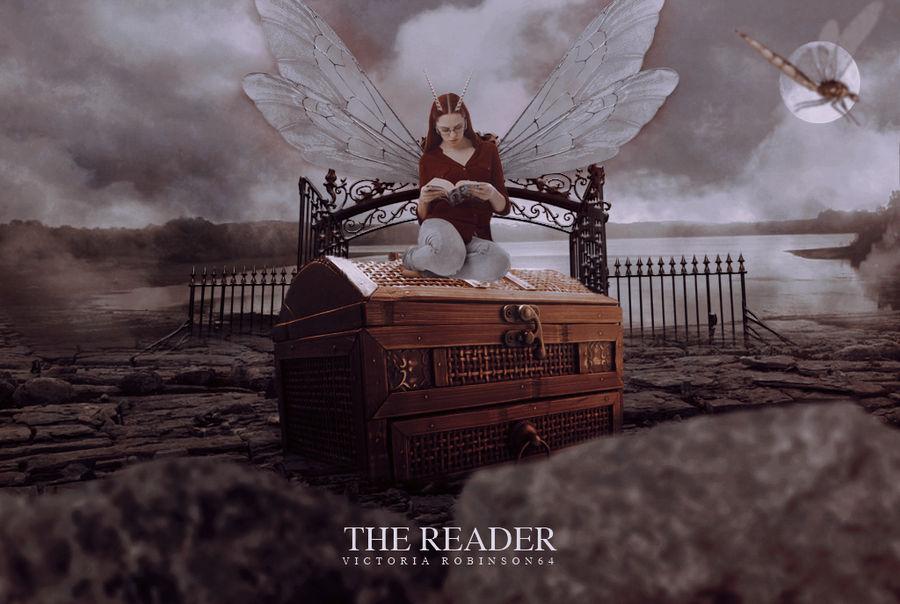 THE READER by viarobinson